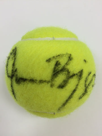 Jason Biggs Autographed Tennis Ball