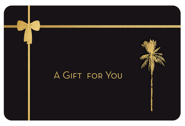 RAAW By Trice gift card