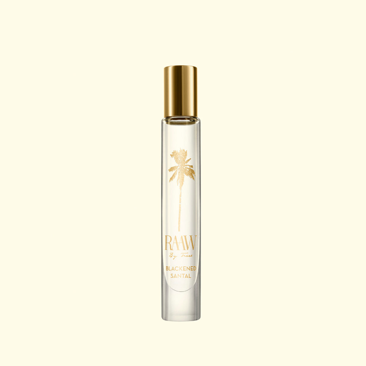 Blackened Santal Perfume Oil from Raaw By Trice