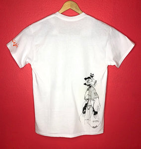 "FLCL Fooly Cooly T shirt ""Never Knows Best"""
