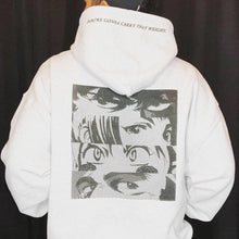Load image into Gallery viewer, Cowboy Bebop Hoodie Ash Gray