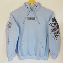 Load image into Gallery viewer, Bebop 2.0 Hoodie Pullover (LIGHT-BLUE)