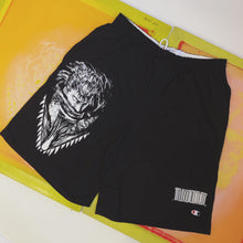 Load image into Gallery viewer, Guts x Champion Shorts (Black)