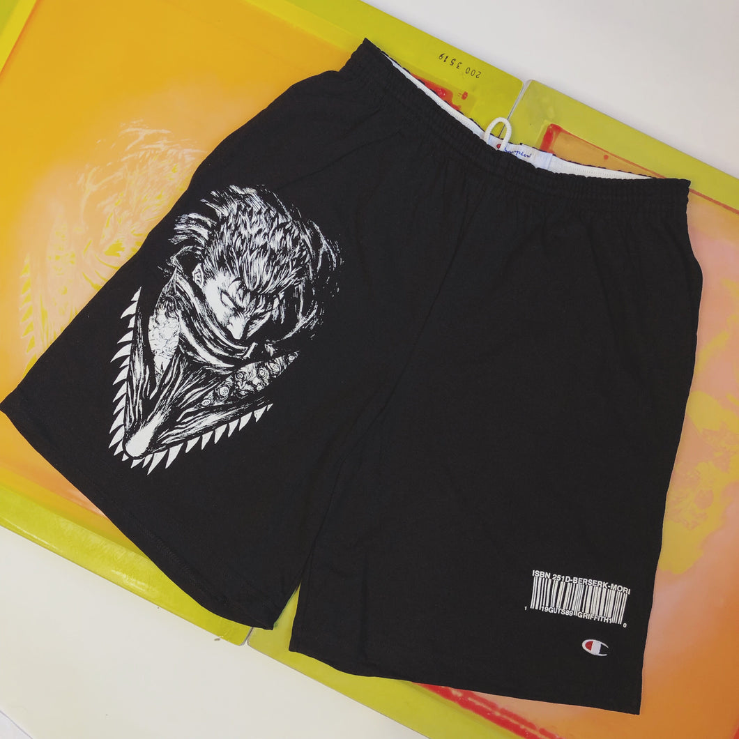 Guts x Champion Shorts (Black)