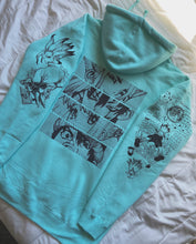 Load image into Gallery viewer, (MINT) SENKU x Project Mori Hoodie