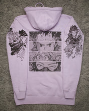 Load image into Gallery viewer, MHA x Project Mori Hoodie (LAVENDER)