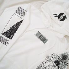 Load image into Gallery viewer, Champloo x Project Mori Hoodie (WHITE)