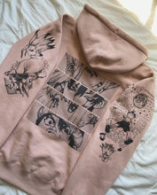 Load image into Gallery viewer, (DUSTY PINK HEAVYWEIGHT) SENKU x Project Mori Hoodie
