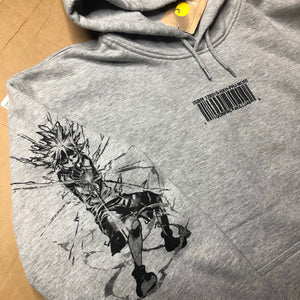 Carhartt HXH Anger x and x Light Hoodie (GRAY) LIMITED