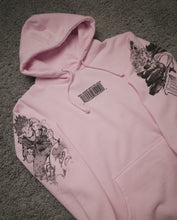 Load image into Gallery viewer, MHA x Project Mori Hoodie (LIGHT PINK)