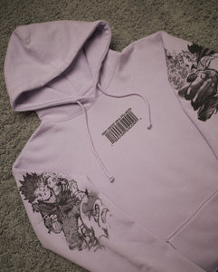 MHA x Project Mori Hoodie (LAVENDER)