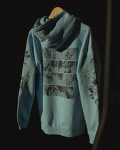 Load image into Gallery viewer, (RIMURU BLUE) SENKU x Project Mori Hoodie