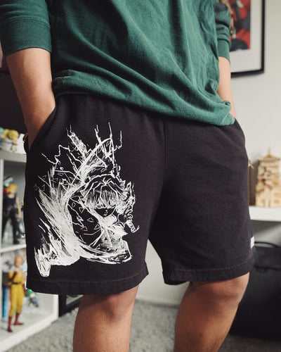 Zenitsu Shorts (LIMITED)