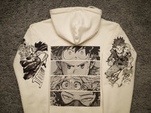 Load image into Gallery viewer, MHA x Project Mori Hoodie (BONE)