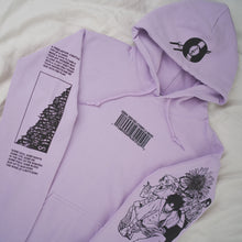 Load image into Gallery viewer, Champloo x Project Mori Hoodie (LAVENDER)
