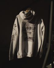 Load image into Gallery viewer, (GRAY) SENKU x Project Mori Hoodie