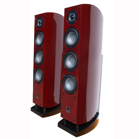Mistral BOW-A3 Hifi Floorstanding Tower Speakers