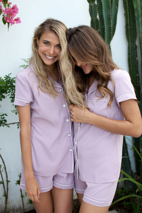 Bridesmaid Pajamas Monogrammed Pajamas Bridesmaid Gift Bride Pajamas Monogrammed pjs Bridesmaid Pajamas set Bridal pajama Bridal party pjs