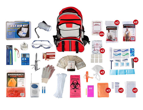 Survival Packs, Food and Equipment