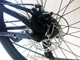 "Swiss Alps 26"" Foldable MTB - Space Gray"