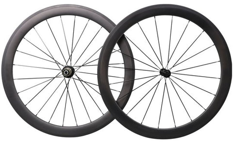 Standard Road Bike Clincher Wheelset 50mm