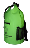 20L Drybag - Green - Dreampower Outdoors
