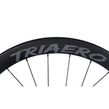 Carbon Wheelset 50mm with Sapim CX-Ray Spokes - Shipping Included