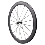 50mm Clincher Carbon Road Bike Wheelset Sapim CX-Ray Spokes - Shipping Included