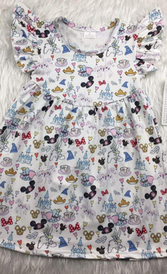 PREORDER Main Street Medley Dress