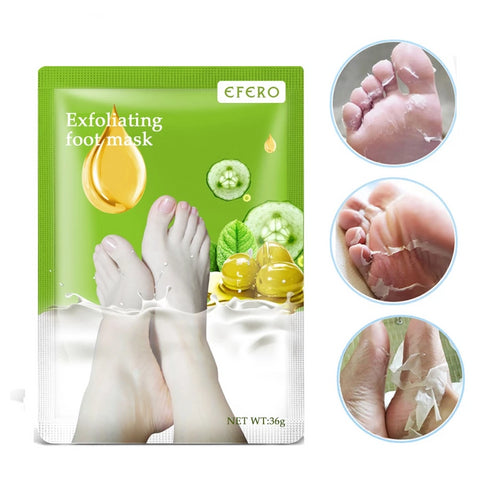 Exfoliating Foot Mask (3 Packs)