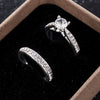 Image of 2Pcs/Set Charm Lovers Ring