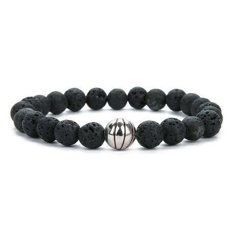 Beaded Bracelets Basketball
