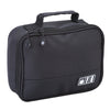 Image of 2-in-1 Travel USB Cable and Gadget Device Organizer Storage Bag
