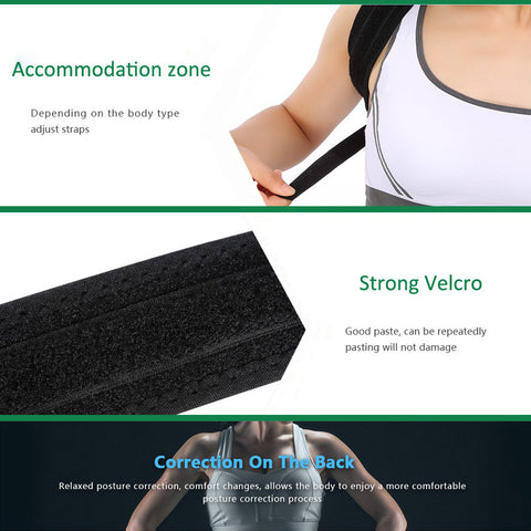 Adjustable Upper Body Posture Corrector