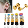 Image of Tunnel Gauges Tapers Stretcher Earrings