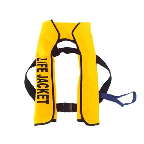 Automatic Inflatable Rescue Life Vest