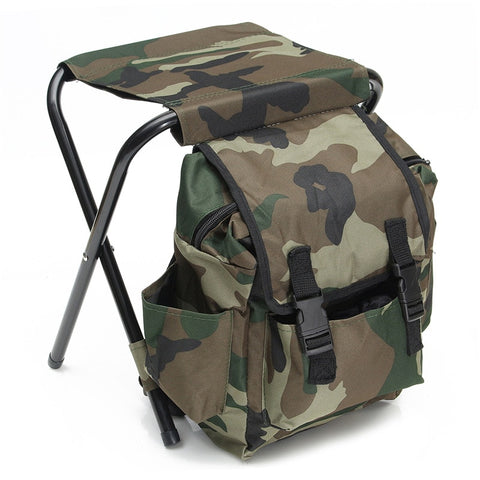 Foldable Fishing Chair Backpack