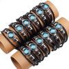 Image of 12 Constellation Zodiac Signs Men Bracelet