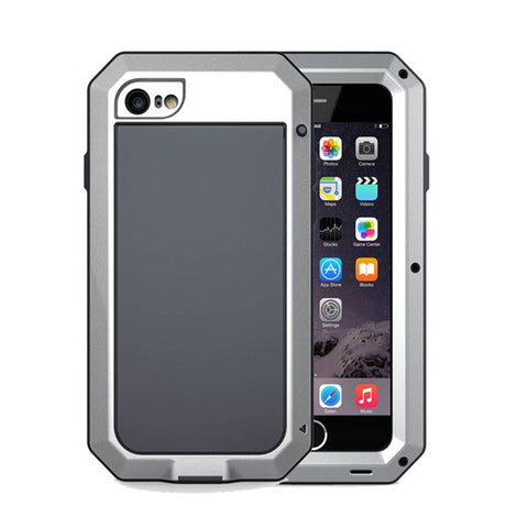 Shockproof Aluminium Case for iPhone