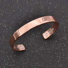 Copper Magnetic Bracelets Arthritis Rose Gold