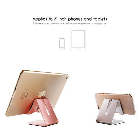 MOBILE PHONE ALUMINUM ALLOY STAND