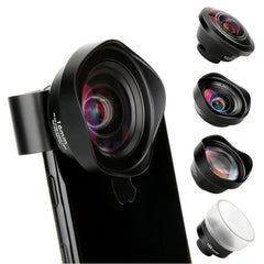 4 in 1 Phone Lens Kit