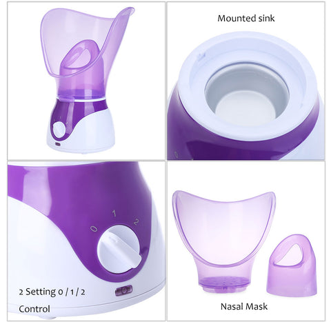 Deep Cleaning Facial Steamer