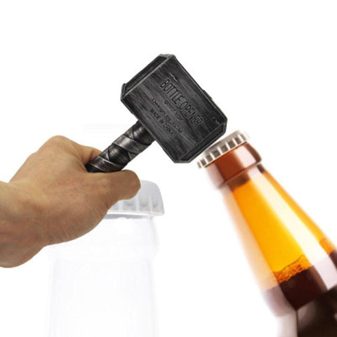 Thor Shaped Bottle Opener