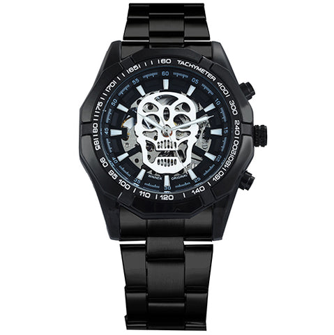 Grandmeister™ Skull Watch