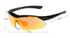 Image of Professional Polarized Cycling Glasses UV 400 With 5 Lens