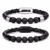 Image of Chakra Stone Beads Bracelet for Men