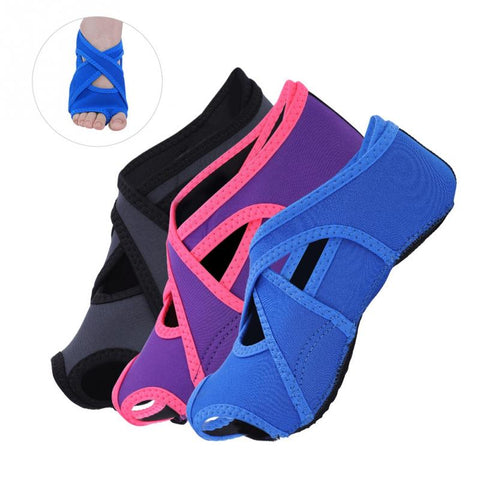 Half-fingers Neoprene Pilates Socks