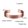 Image of Copper Bracelet with Magnets