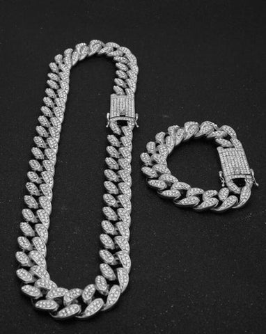 Miami Cuban Link Chain Necklace